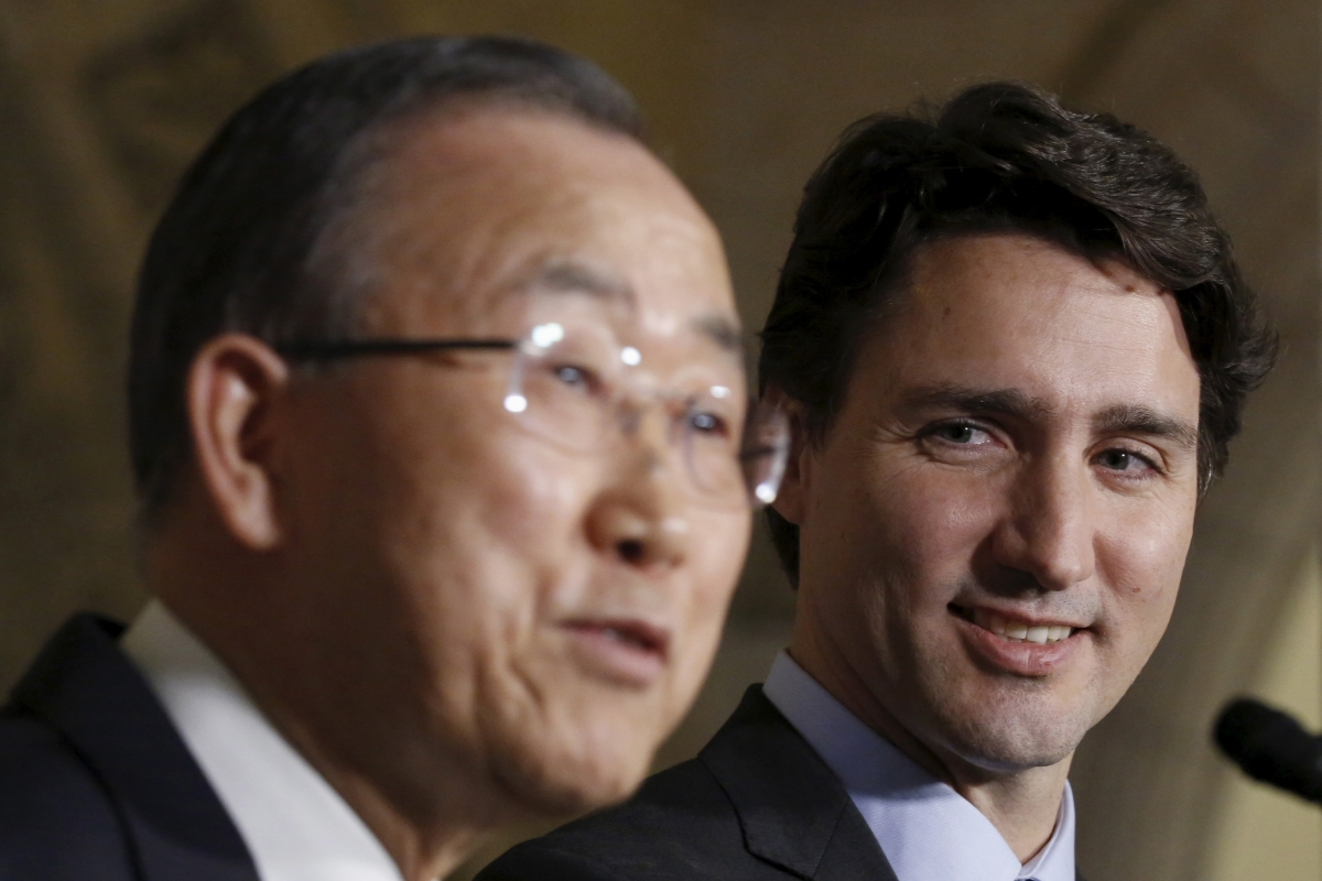 Canada UN Security Council seat