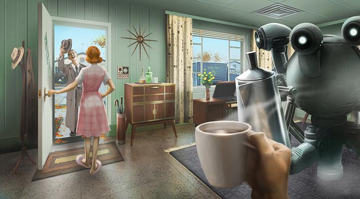 Fallout 4 1.3 Update