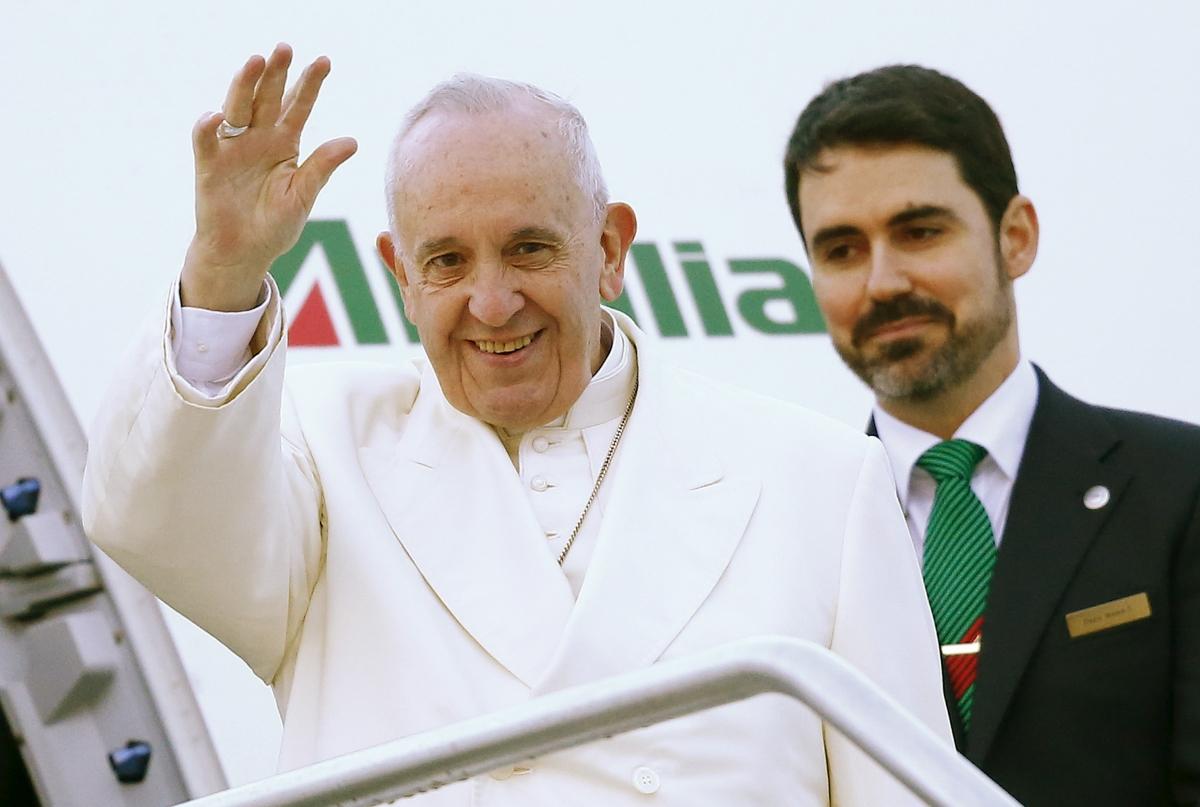 Pope Francis Cuba Krill