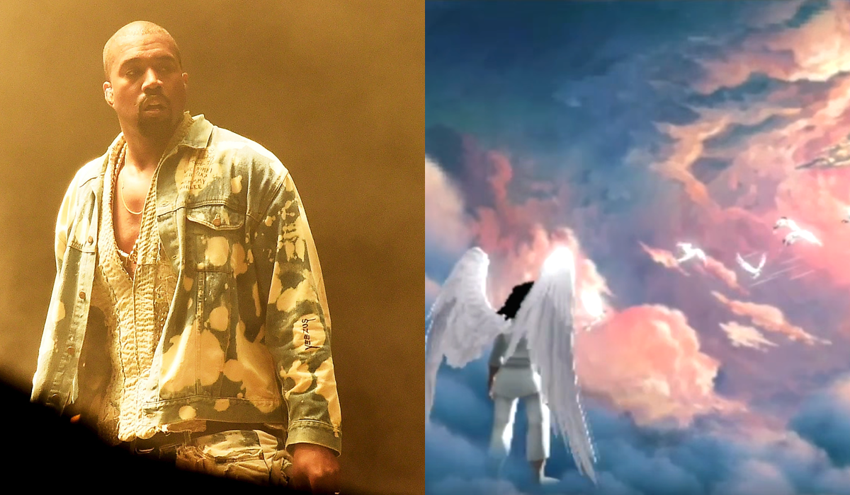 Kanye West Video Game Only One