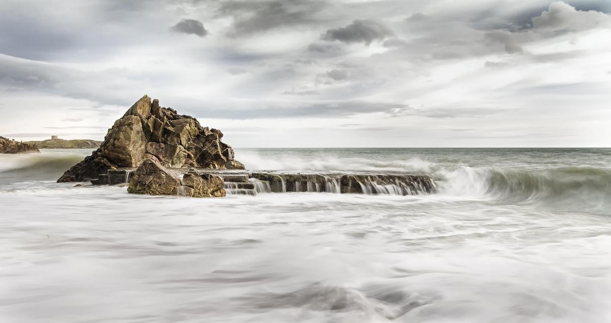 Killiney Beach.