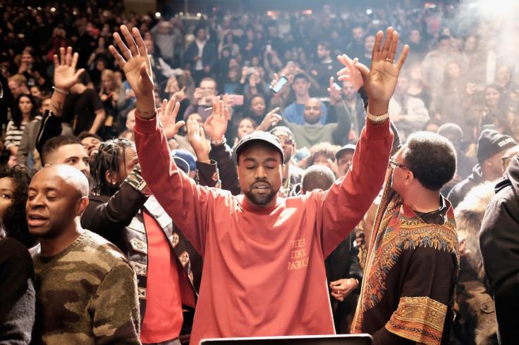 Kanye West Yeezy 3