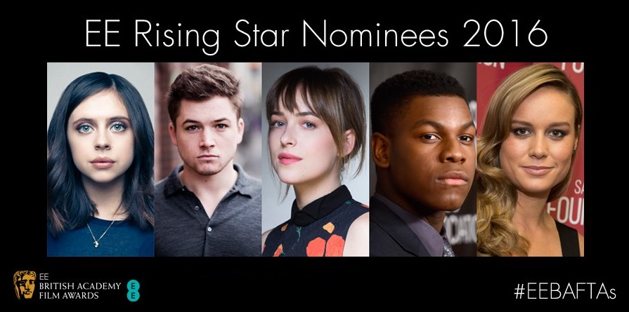 Rising Star Nominees 2016
