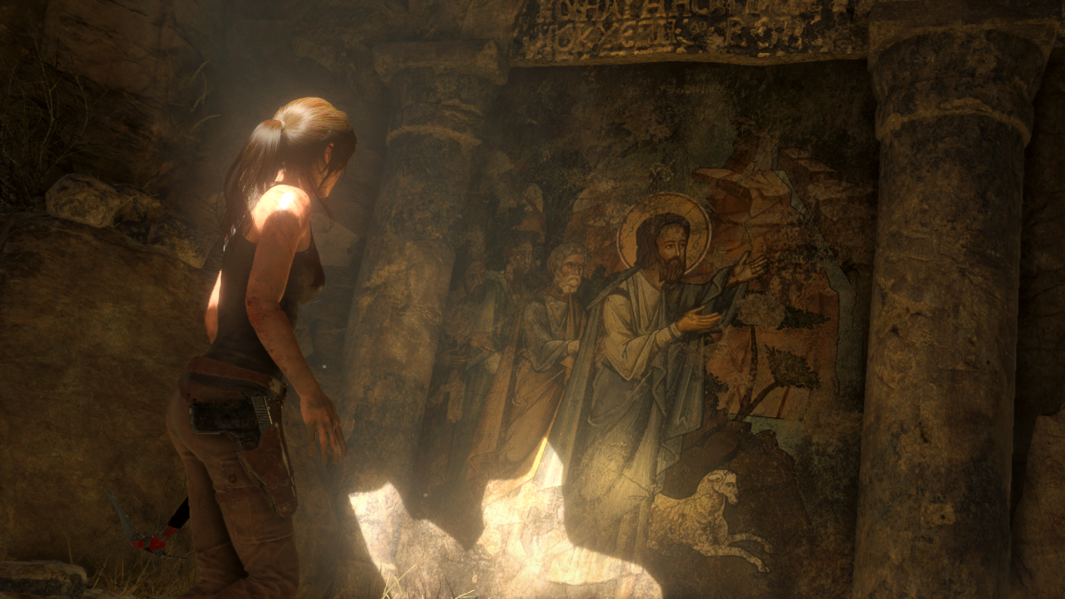 tomb raider game of the year edition prophet