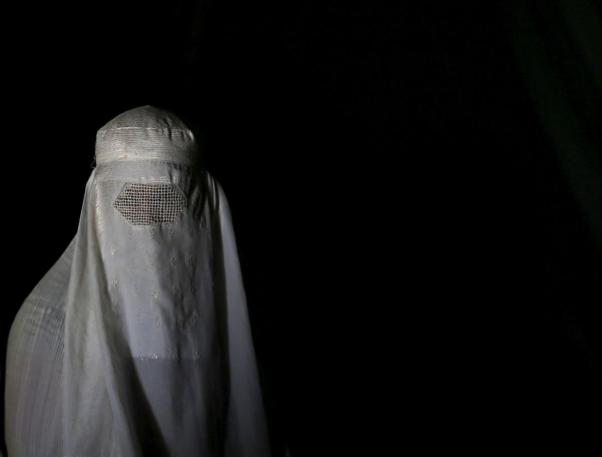 Afghan Taliban public flogging