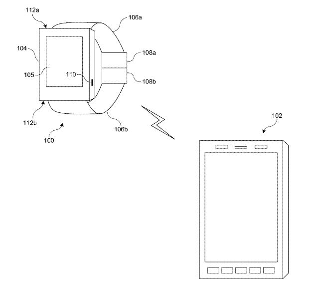 Patent filed for Apple Watch sound control