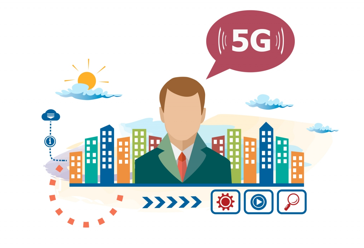 5G wireless networks