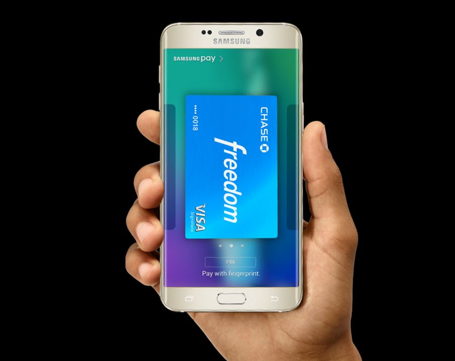 Samsung Pay coming to UK