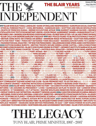 independent blair legacy