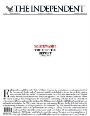 whitewash the independent