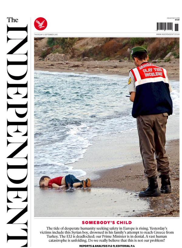 the independent alan kurdi