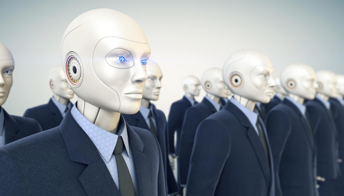 AI machine future