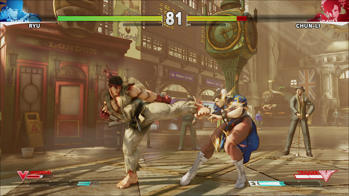 Street Fighter 5 ESport: Everything You Need To Know About