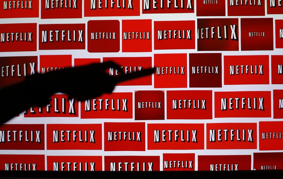 Netflix account on sale in black market