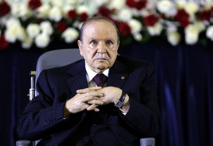 Abdelaziz Bouteflika Algeria