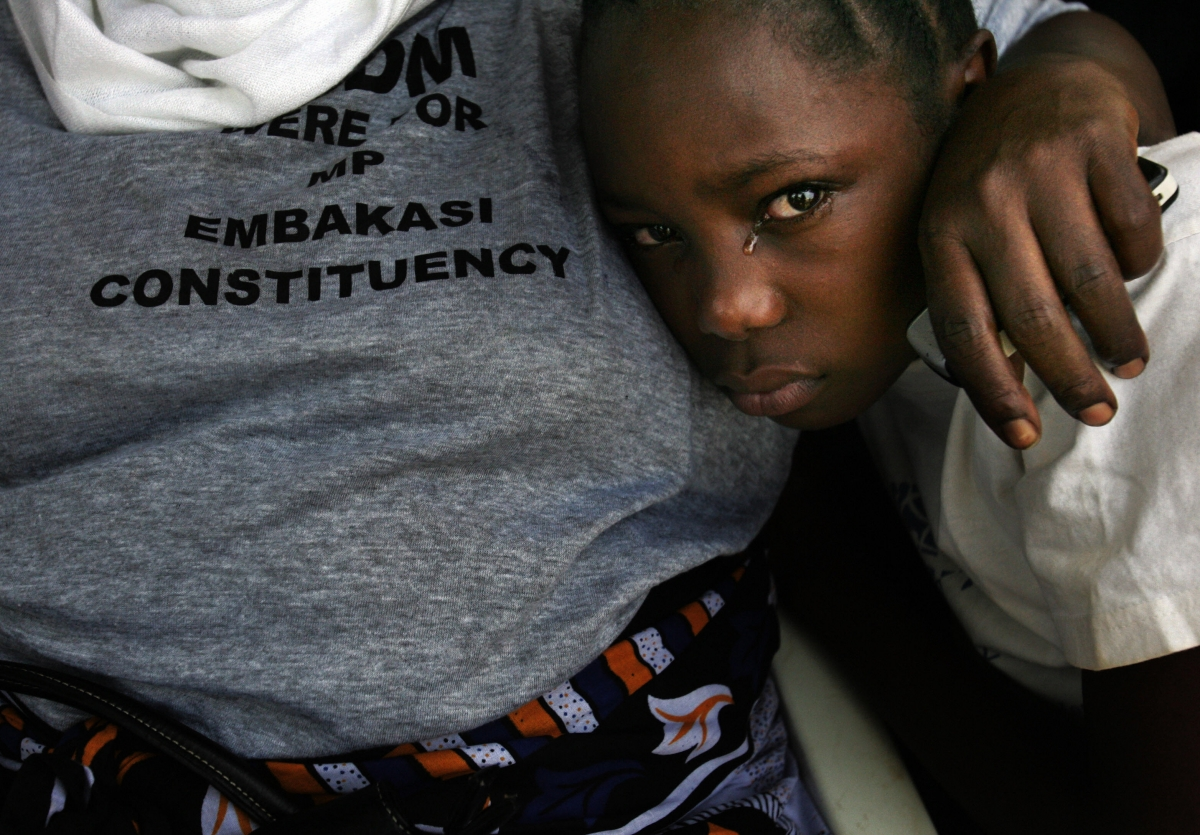 Kenya women and girls