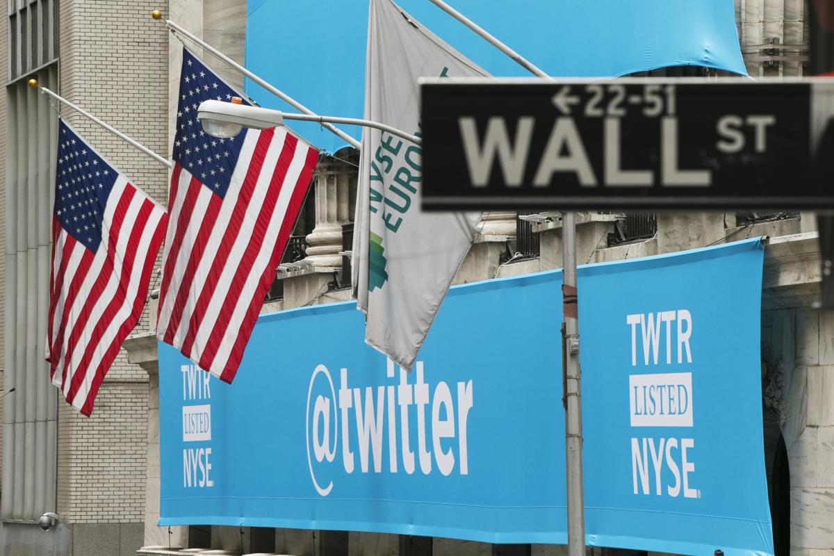 Twitter on Wall Street