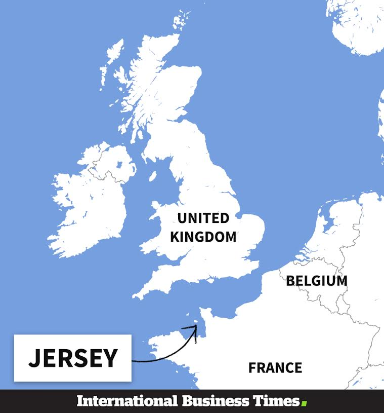 Map Jersey