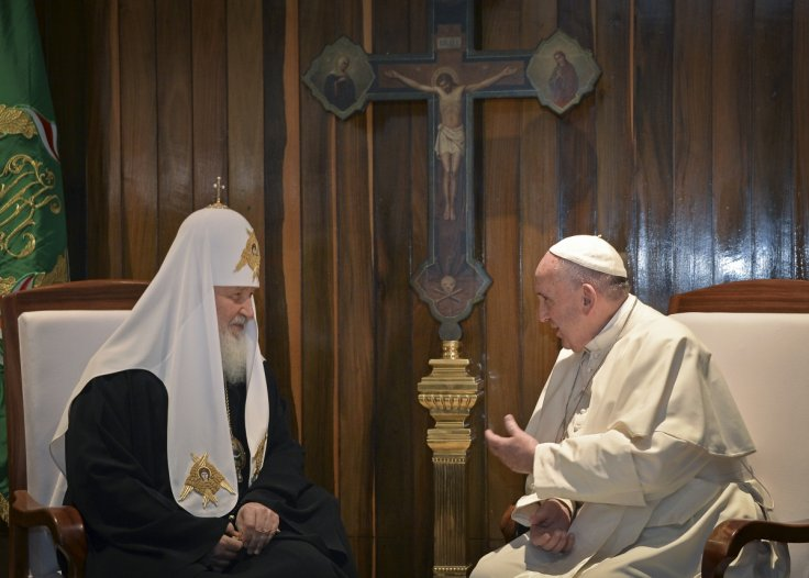 Patriarch Kirill & Pope Francis