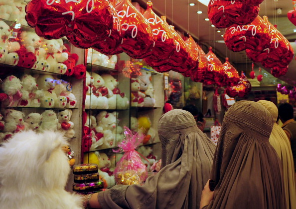 Valentines Day ban in Pakistan