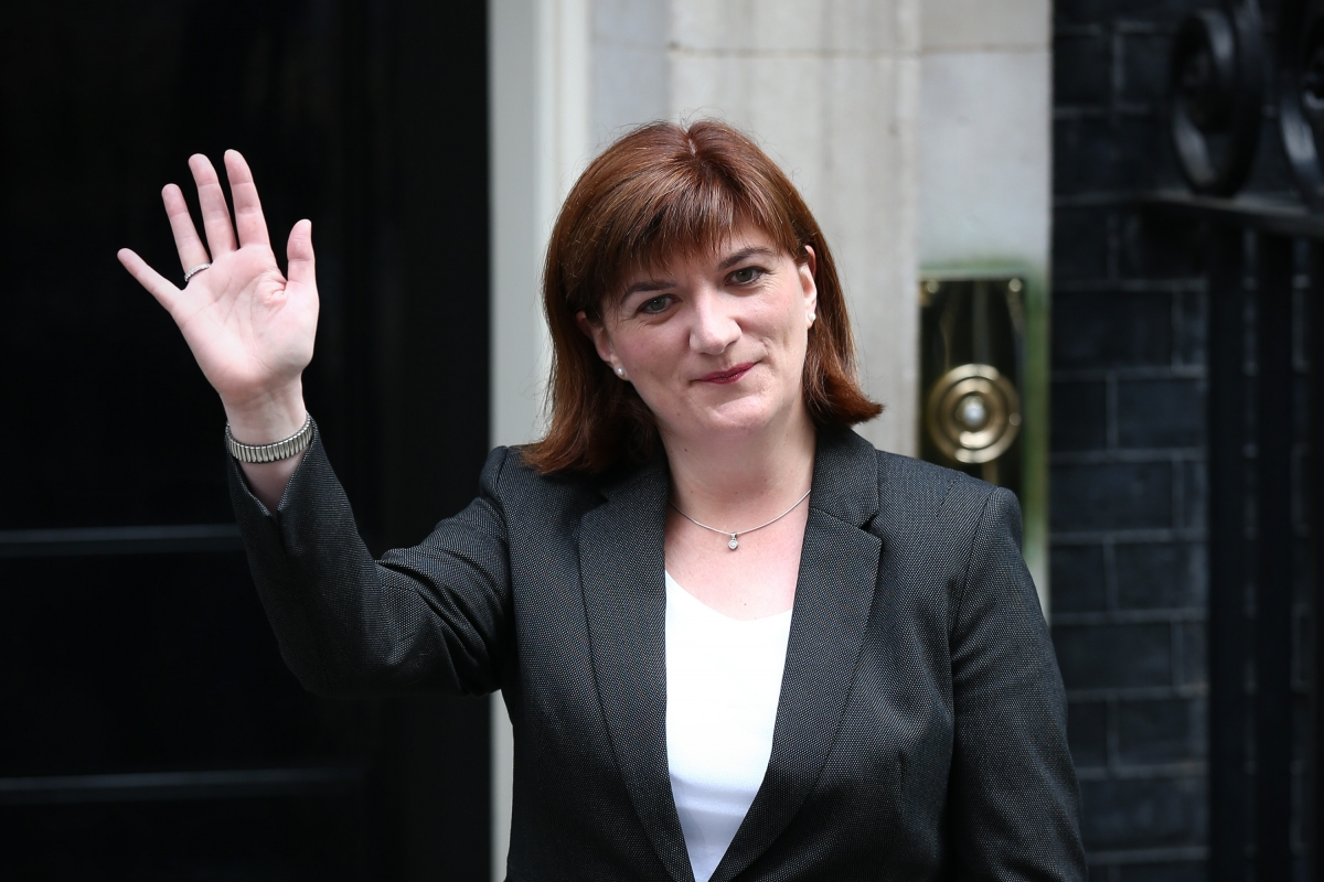 Fort Morgan (CO) United States  City new picture : ... Secretary Nicky Morgan searches for next Ofsted head in United States