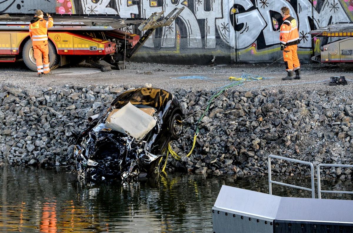 Sweden car crash