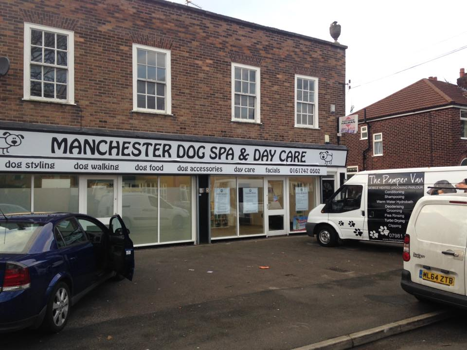 Manchester Dog Spa and Day Care