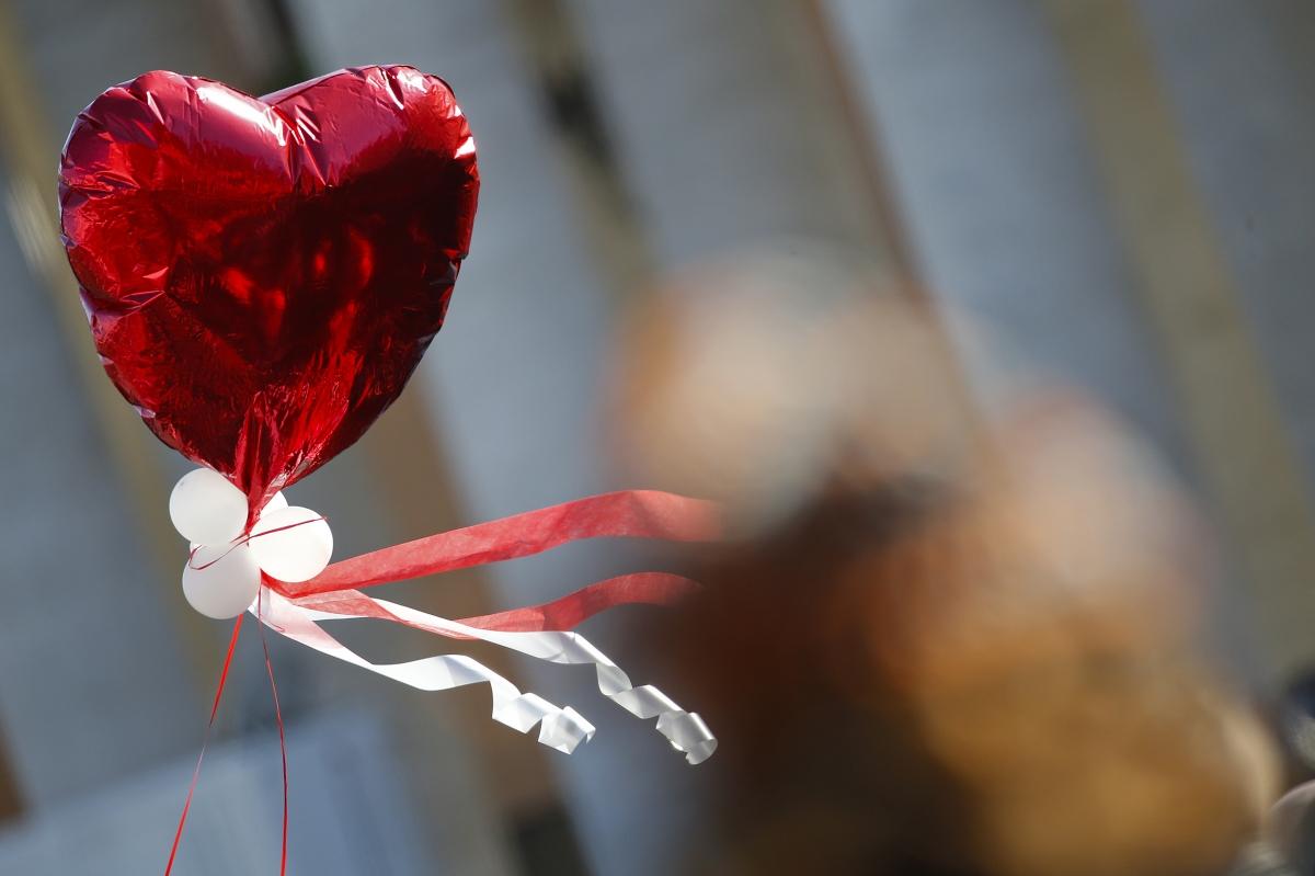 Valentine's Day banned