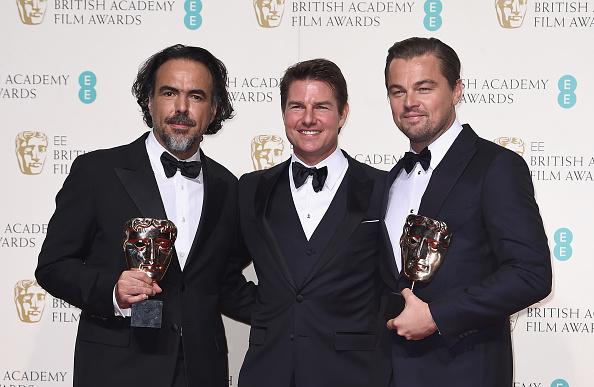 The BAFTA's 2016