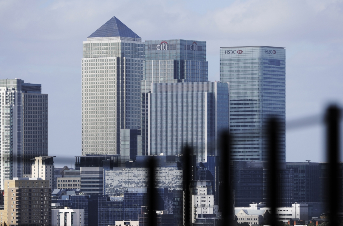 HSBC Keeps Its Headquarters In London In Victory For UK