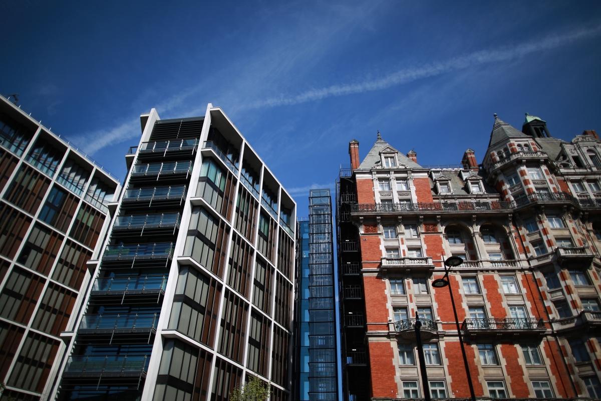 prime central london property