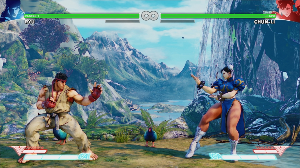 Street Fighter 5 Review Online Issues Undermine Capcom S