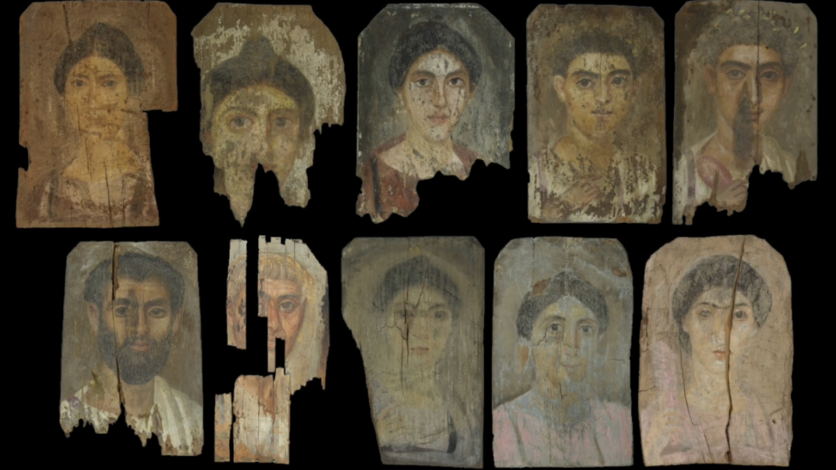 Egyptian Portraits