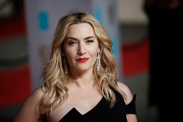 Kate Winslet attends the EE British Academy Film Awards at The Royal ...