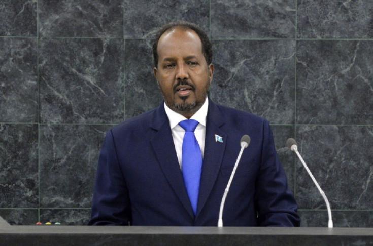 Boko Haram terrorists trained in Somalia, says President Mohamud