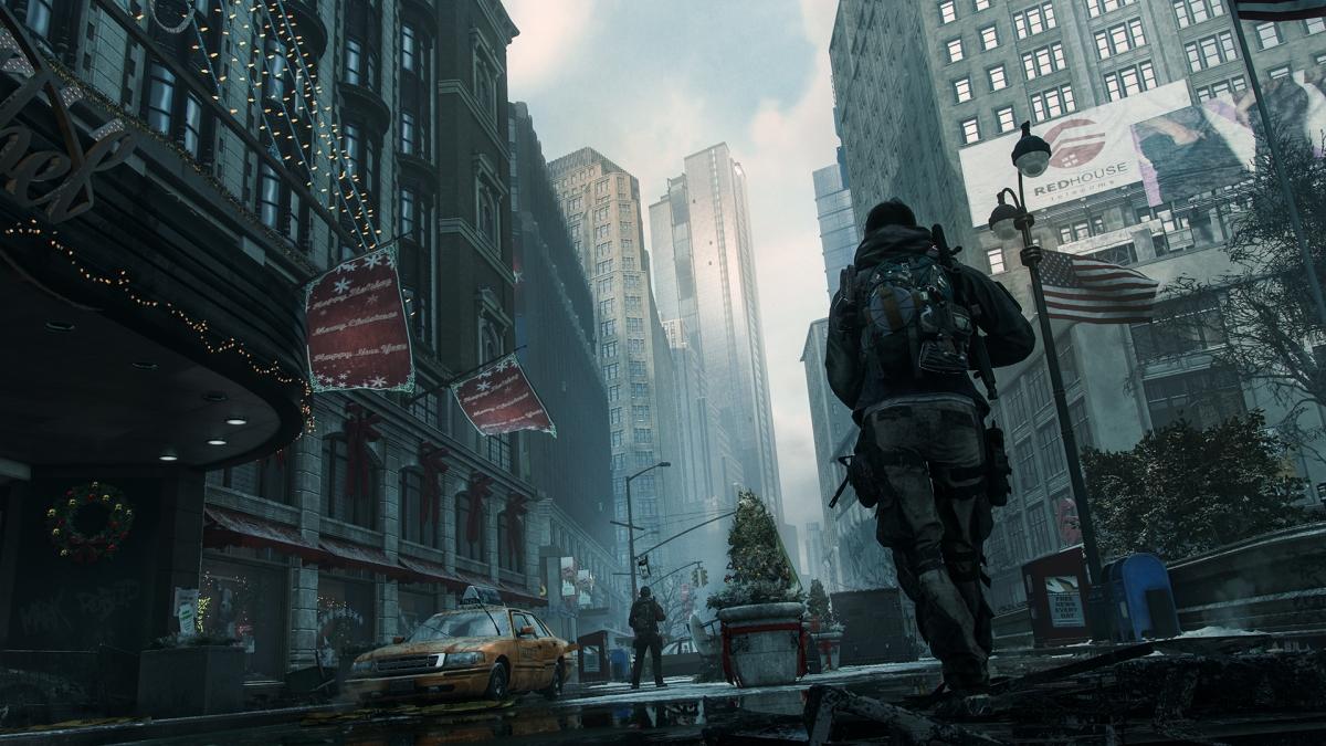 Tom Clancy\'s The Division Raid
