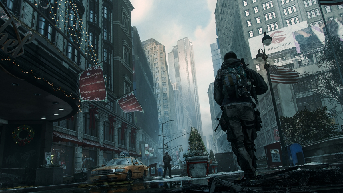 Tom Clancy's The Division Raid