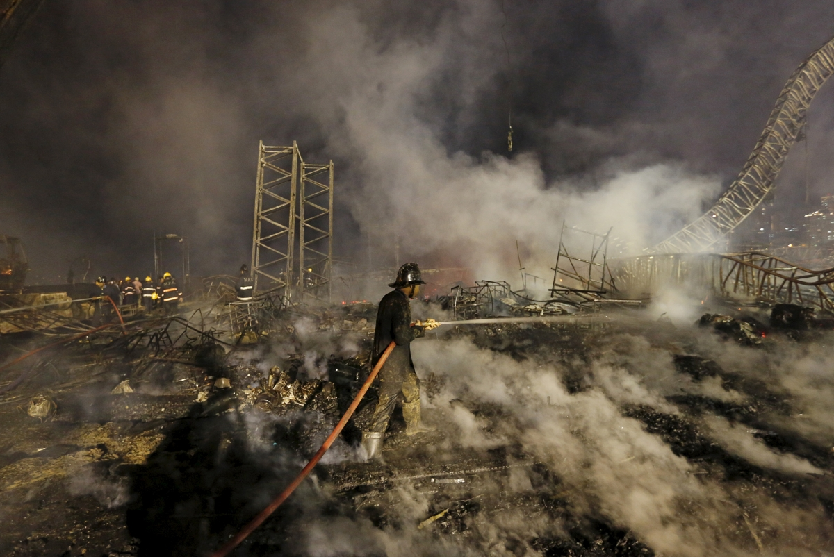 Make in India Mumbai fire