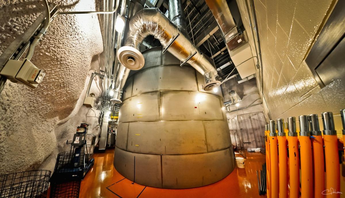 LUX watertank