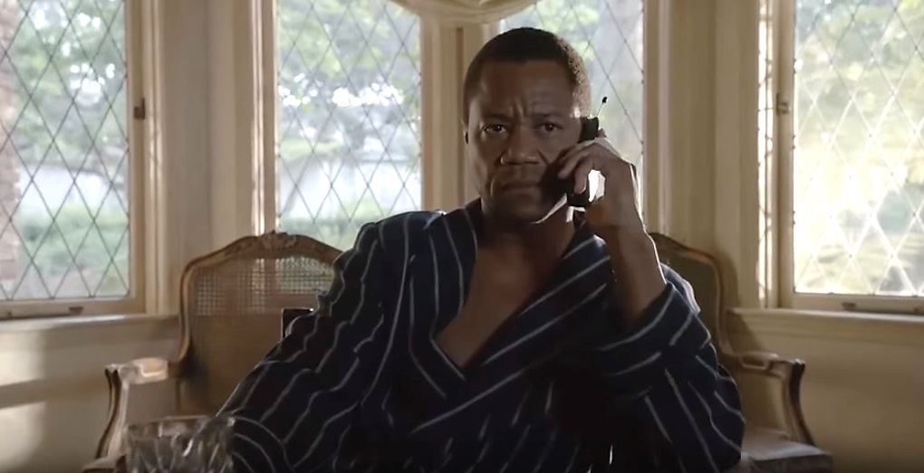 Cuba Gooding Jr in American Crime Story