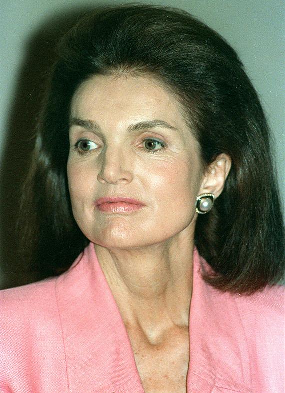 Jacqueline Onassis Jackie Kennedy