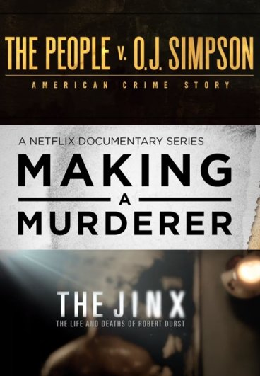 True crime TV series