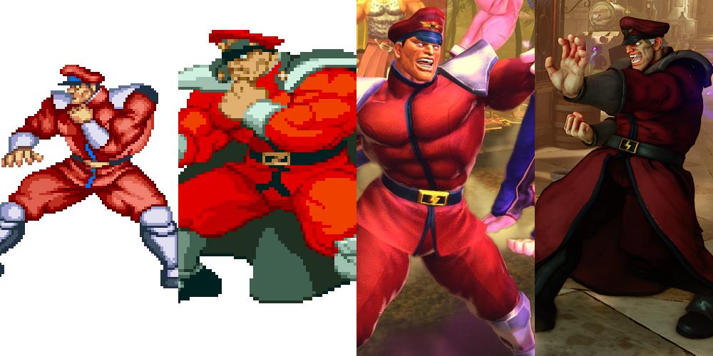 Street Fighter 5 M Bison