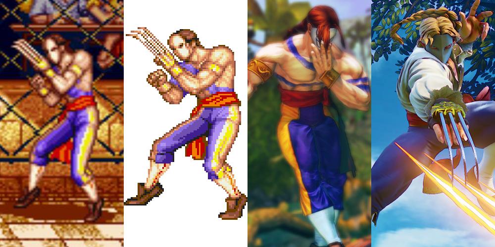Street Fighter 5 Street Fighter V Vega