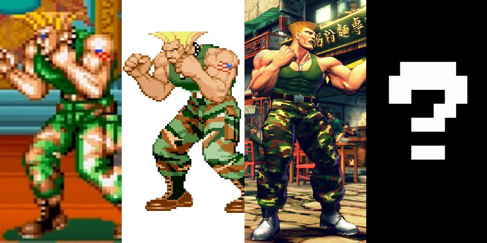 Street Fighter 5 Street Fighter V Guile