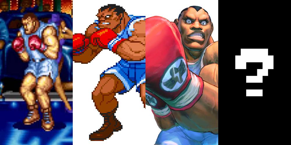 Street Fighter 5 Street Fighter V Balrog