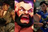 Street Fighter 5 Street Fighter V