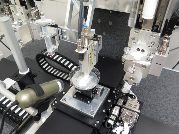 Integrated Tissue-Organ Printing System
