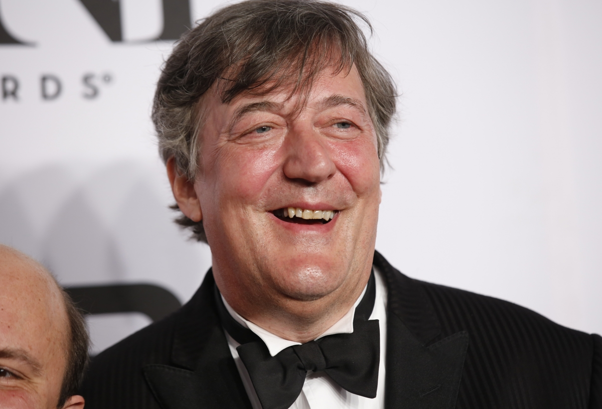 Actor and comedian Stephen Fry diagnosed with prostate cancer