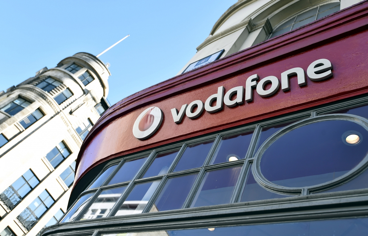 Vodafone and billionaire John Malone's Liberty Global merge operations in Netherlands